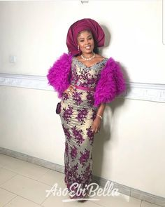 Are you a bride to be, do you need a lovely bridal style that you will use for your wedding?Just take a look at this lovely Ankara Ankara Long Gown Styles, Lace Gown Styles, Ankara Styles For Women, Ankara Gowns, Ankara Skirt, Ankara Blouse, Dress Styles, African American Fashion, African Inspired Fashion