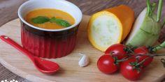 Kalerábovo-cuketová polievka - Powered by Russian Recipes, Cantaloupe, Pudding, Diet, Fruit, Desserts, Food, Polish, Flan