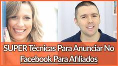 (Técnicas Para Anunciar No Facebook Para Afiliados) - Bate Papo Com Luana Franco | Alex Vargas   Confira um novo artigo em http://criaroblog.com/tecnicas-para-anunciar-no-facebook-para-afiliados-bate-papo-com-luana-franco-alex-vargas/