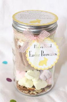 Tasty Tuesday - Easter Brownies - Liz on Call