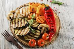 How to Grill Vegetables on the Stove