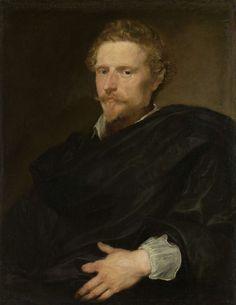 Johannes Baptista Franck (ca. 1599-1663), Anthony van Dyck, ca. 1621