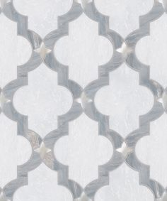 Dubai Grande / Metropole Collection featured in natural stones & Stainless Steel by Mosaique Surface Floor Patterns, Tile Patterns, Floor Design, Tile Design, Lobby Interior, Interior Design, Oriental, Stone Mosaic, Decorative Tile