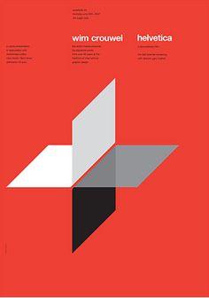 FONT Credo che per un poster tipografico sia ottimo l'utilizzo di un sans serif e dunque punterei su un Helvetica.