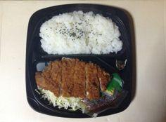 とんかつ弁当 (オリジン弁当) | 写真画像 4m7.net