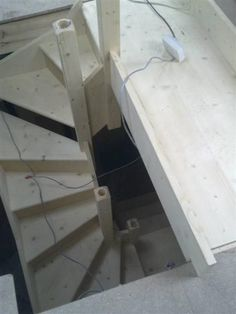 Below are the Loft Staircase Design Ideas You Have To See. This article about Loft Staircase Design Ideas You Have … Small Staircase, Loft Staircase, Modern Staircase, Staircase Design, Spiral Staircases, Small Attic Room, Small Attics, Attic Rooms, Attic Playroom