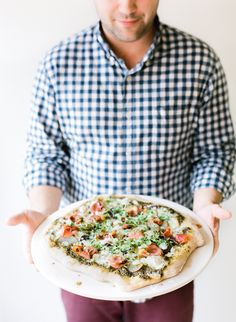 Date Night In - Make Your Own Pizza #Recipe