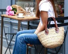 Tutte pazze per le Straw Bags! In città o in spiaggia saremo Glamour più che mai!
