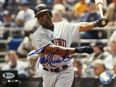 eb4cbe79737 Details about TORII HUNTER SIGNED AUTO AUTOGRAPHED 8x10 MINNESOTA TWINS  ANGELS TIGERS