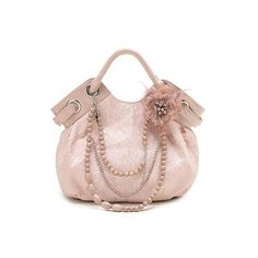 Series of elegant pink handbag ❤ liked on Polyvore featuring bags, handbags, purses, accessories, bolsas, pink, pink bag, pink handbags and pink purse