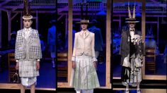 Thom Browne Spring 2016 Ready-to-Wear on video.vogue.com