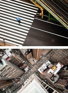 Intersection: Photo Series by Navid Baraty