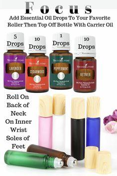Calming Essential Oils, Essential Oils For Add, Young Living Essential Oils, Essential Oil Blends, Tips And Tricks, Oils For Energy, Living Oils, Oil Recipe, Health Benefits