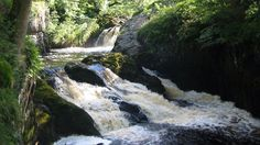 Waterfalls (Ingleton Falls) Yorkshire