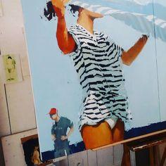 Jean Marie, Famous Art, Sketchers, Swimmers, Watercolors, Artist, Book, Bikinis, People