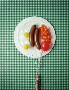 Balloon Breakfast