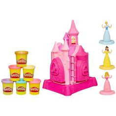 Disney Prettiest Princess Castle Play-Doh http://www.amazon.com/dp/B008CO91JC/ref=cm_sw_r_pi_dp_UiaIub1524HVQ