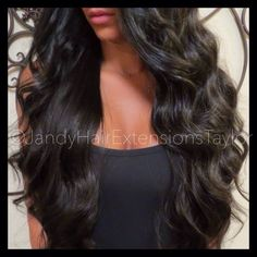 Hair extension specialist Jandy Taylor