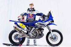Yamaha Rally Revealed in Bid for 2014 Dakar Glory - Yamaha Racing Moto Enduro, Enduro Motorcycle, Motorcycle News, Girl Motorcycle, Motorcycle Quotes, Dirt Bike Racing, Dirt Bike Girl, Dirt Biking, Auto Racing