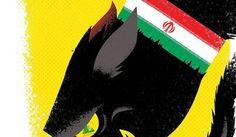 Ilustración sobre los verdaderos beligerantes en la próxima guerra de Oriente Medio por Linas Garsys / The Washington Times