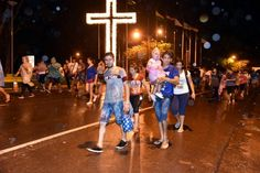 Lluiva de peregrinantes en Caacupé - Fotos - ABC Color