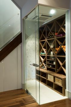 40 Incredible Examples Of In-Home Wine Cellars | Airows