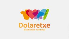http://www.zorraquino.com/proyectos/branding/diseno-logotipo-dolaretxe.html Diseño de logotipo para Dolaretxe Escuela Infantil (Bilbao, 2009) #branding #bilbao #design #logo #dolaretxe #haureskola