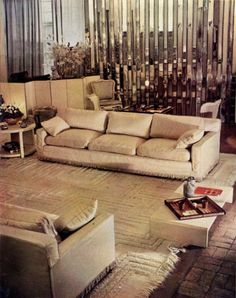 Living room by Syrie Maugham for Chelsea house 1934