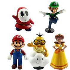 $7.57 (Buy here: https://alitems.com/g/1e8d114494ebda23ff8b16525dc3e8/?i=5&ulp=https%3A%2F%2Fwww.aliexpress.com%2Fitem%2F6pcs-Super-Mario-Bros-Luigi-Daisy-Princess-Koopa-Lakitu-Shy-Guy-Figure-Loose-APL008017%2F32712081209.html ) 6pcs Super Mario Bros Luigi Daisy Princess Koopa Lakitu Shy Guy Figure Loose APL008017 for just $7.57