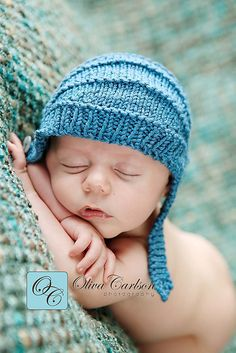 Oh I think I need to make this.  The hat, not the baby