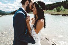 Kaihla + Mark {Grace Loves Lace Colette Dress} - Golden, BC Wedding