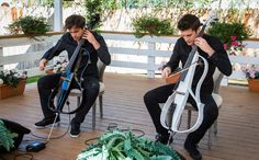 2 Cellos Perform! - Home & Family