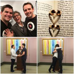 Congratulations to this wonderful couple! Michael and Rhys we're so happy we could be a part of your special day xo