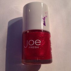 Joe Fresh ~ Ruby