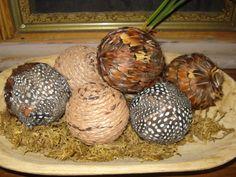 Decorative Balls Australia Ivory Large Decorative Balls I Available At Httpwww