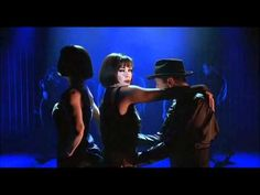 A masterpiece of sound and film editing, the Cell Block Tango from Chicago, directed by Rob Marshall