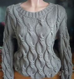 Diy Crafts - knitting for beginners baby cardigan Diy Tricot Pull, Tricot D'art, Baby Knitting Patterns, Lace Knitting, Knitting Designs, Crochet Patterns, Diy Crafts Knitting, Knitting For Beginners, Cable Knit Sweaters