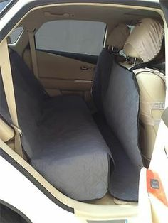 Doggie Cover For Car Seats