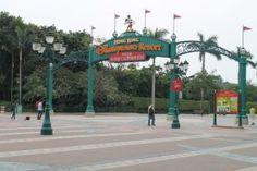 #PlaceToGo Hong Kong Disneyland