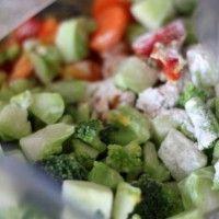 Freezer crockpot meals 1