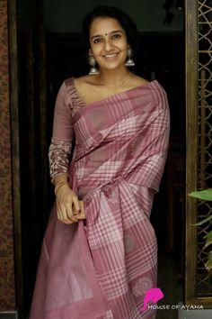Cotton Sarees Online Shopping, Silk Sarees Online, Black Saree Designs, Silk Cotton Sarees, Saris, Collections, Boutique, Blouse, Color