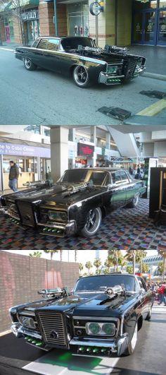 The Green Hornet - The Black Beauty
