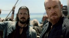 A divided war for Nassau begins  Black Sails XXIX Review   The final season of Black Sails is finally here and it starts off with a bang! Since the last we saw the pirates Long John Silver was revealed to Nassau as the true threat due to Billys plans. The