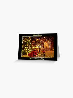 """Arizona's Christmas City Prescott Arizona"" Greeting Card by DianaG   Redbubble Prescott Arizona, Selling Photos, Kraft Envelopes, Card Sizes, Top Artists, Greeting Cards, Graphic Design, City, Prints"