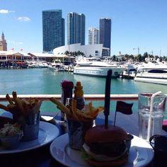 Dinner in Miami Beach
