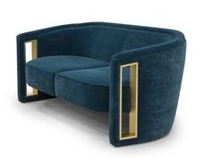 Download the catalogue and request prices of Rachele | sofa By formitalia, velvet sofa, rachele Collection