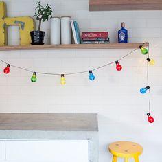 20 LED Multi Coloure