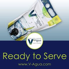 V-Agua is the first ever vodka water cocktail premixed in a ready to serve pouch.  #vodka #vodkawater #vodkacocktail #vodkadrink #vodkapouch