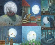 Moon Stories  (42 pieces)