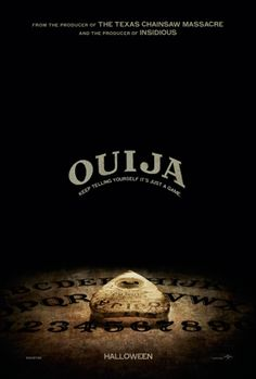 Poster for Film Ouija